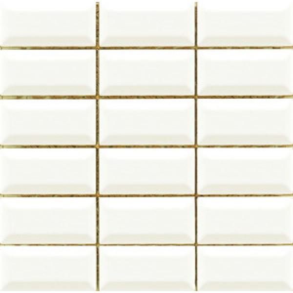 5x10 Metro Tiles Fon Krem Parlak